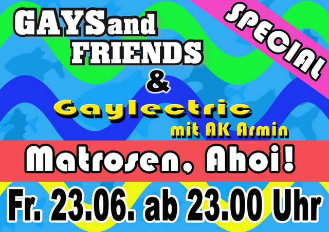 Gays and Friends SPECIAL